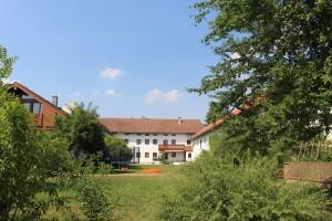 Lenzwald courtyard 2015